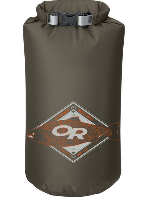 Outdoor Research Graphic Dry Sack King Topo 20l Fatigue